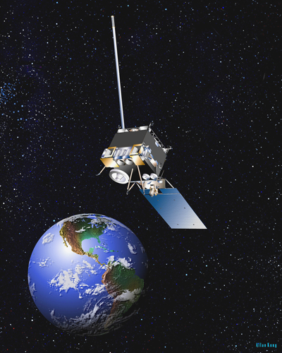 NOAA Satellite