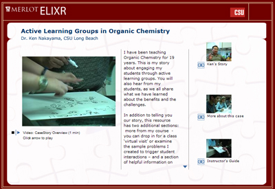 Elixr Active Learning Groups