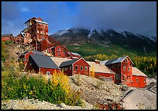 Kennecott Mine, ghost town