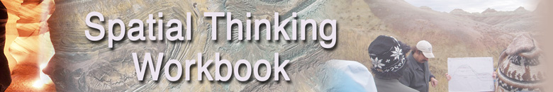 Spatial Thinking Workbook